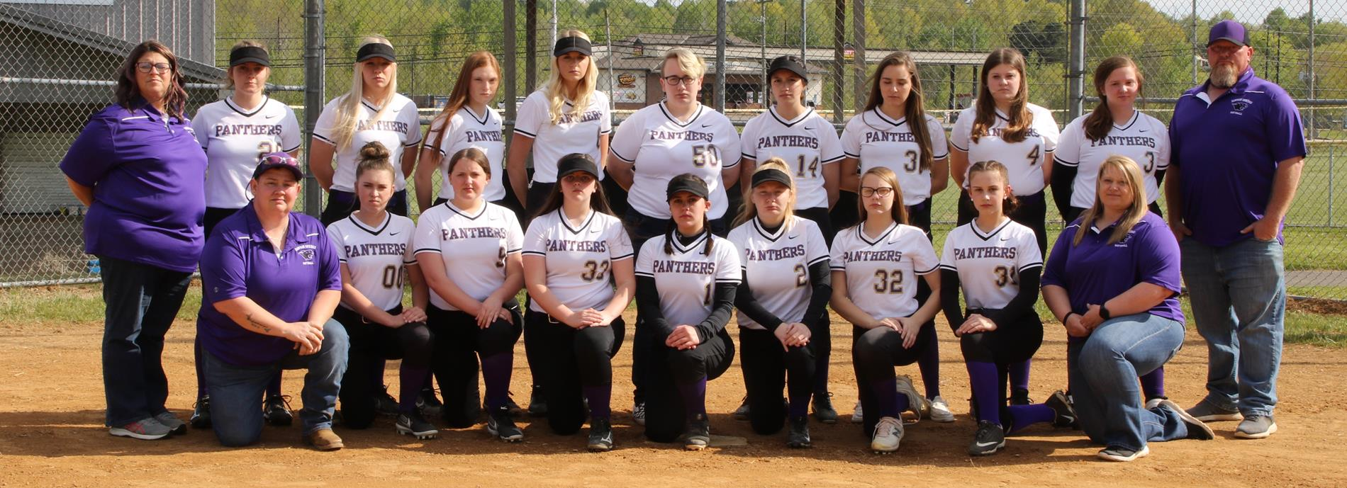 DSHS 2021 Softball Team