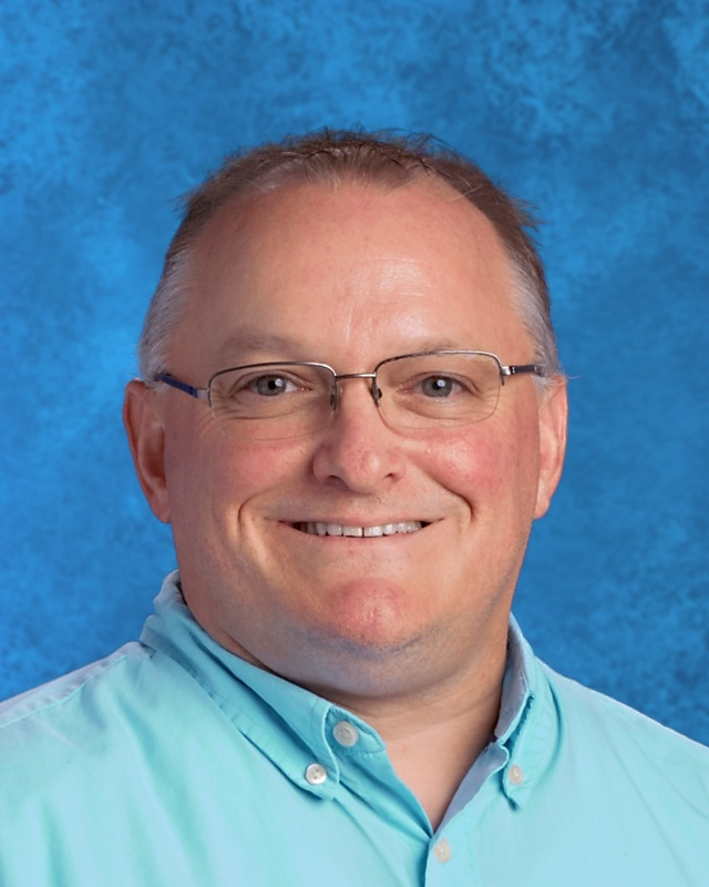 Kevin Pepper, Fourth Grade Teacher