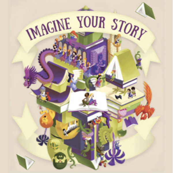 Imagine Your Story theme