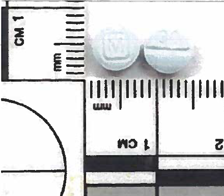picture of counterfeit pills