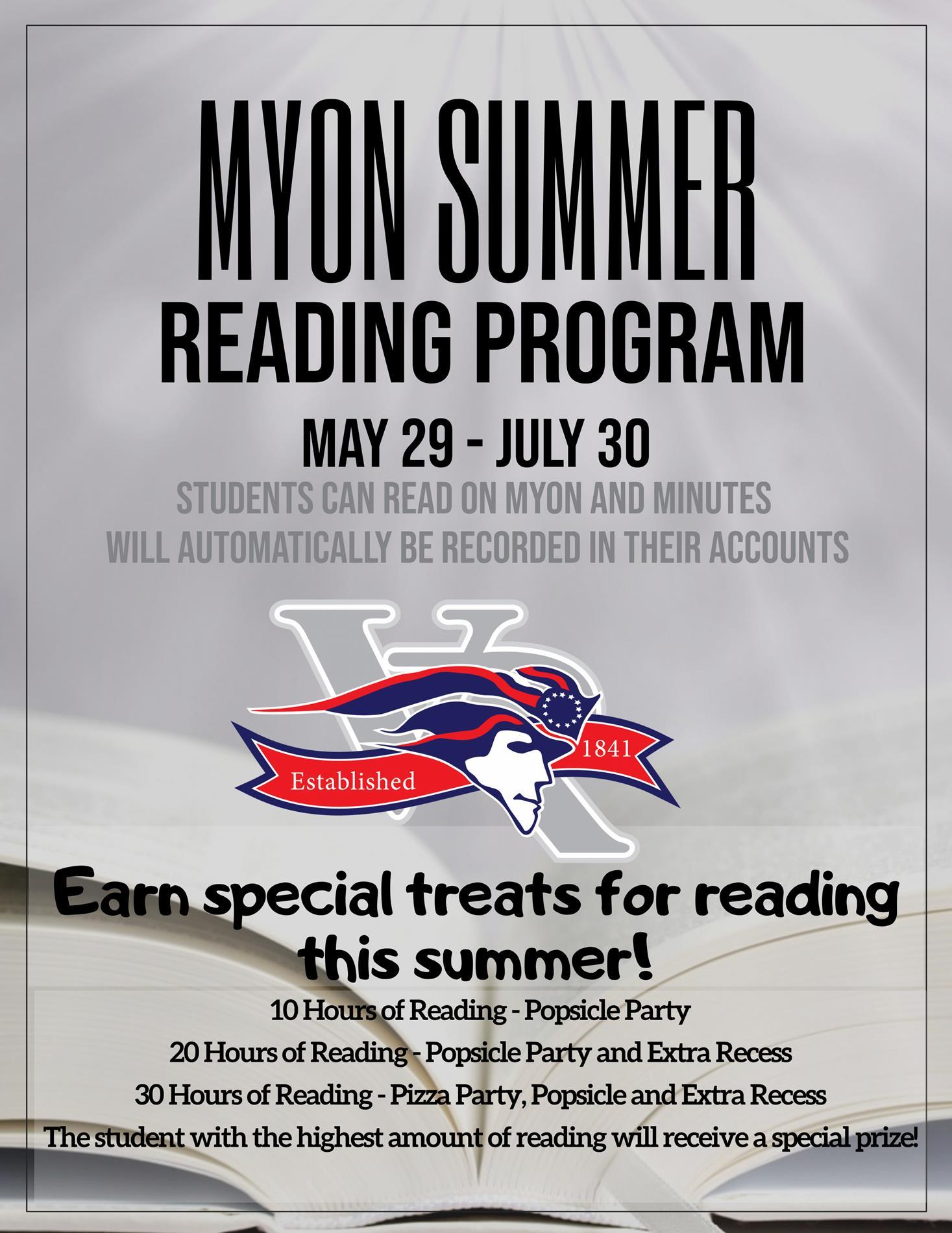 MyOn Reading Program