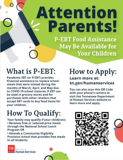 EBT Parent Flyer