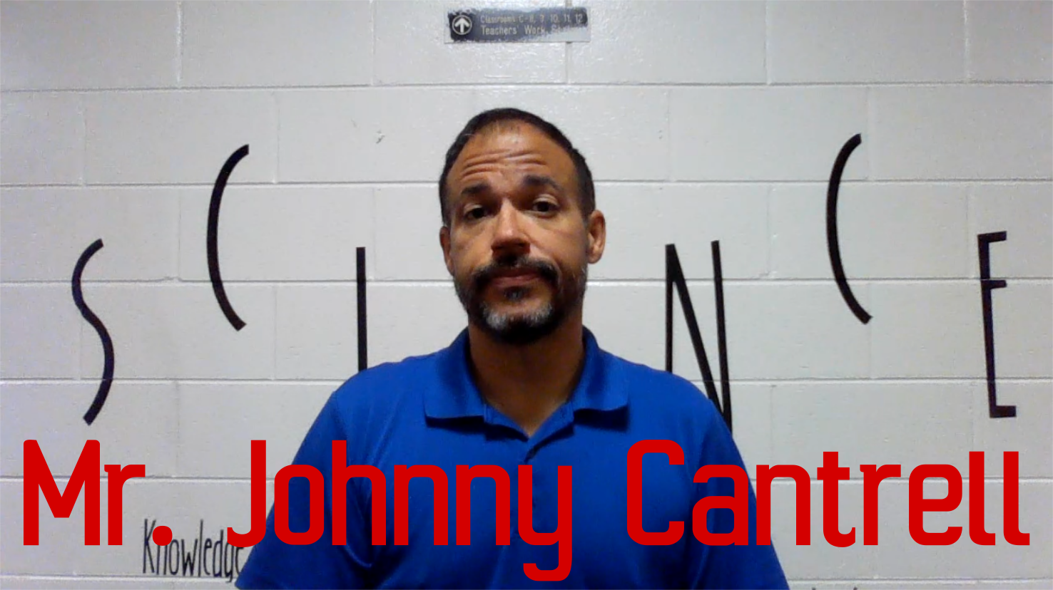 Mr. Johnny Cantrell