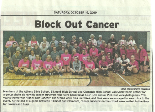 Pink Out Match at ABS