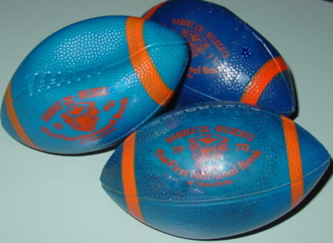 Novelty Footballs