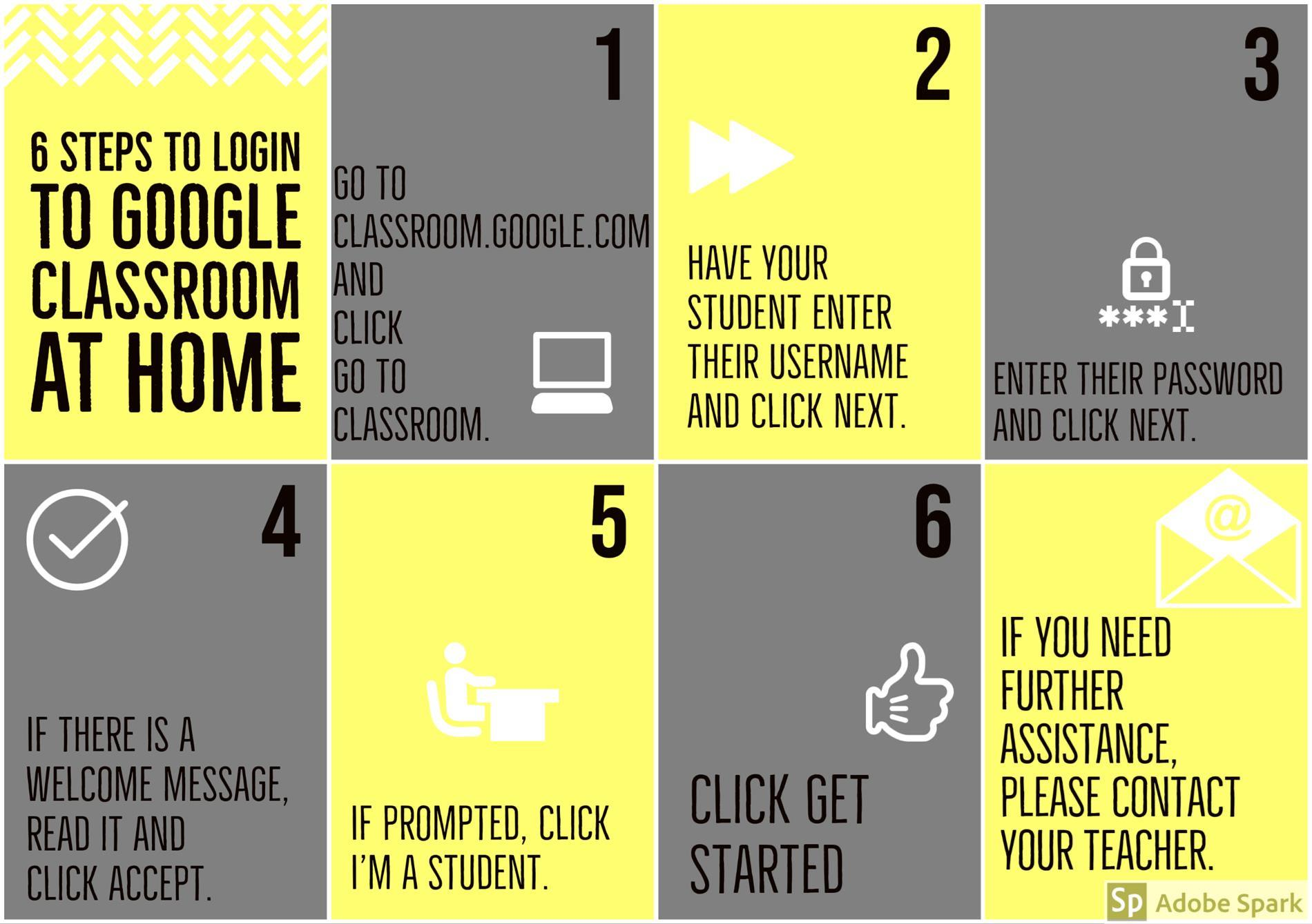 Google Classroom How To Guide