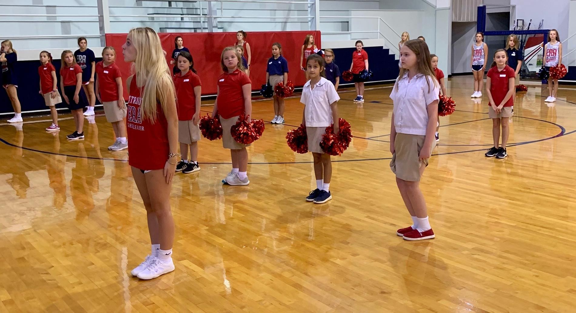 Elementary Cheer Camp