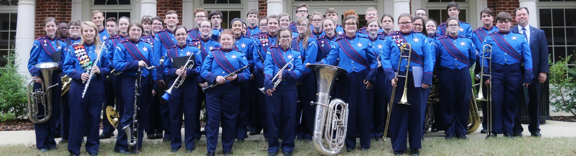 Northstars Band members