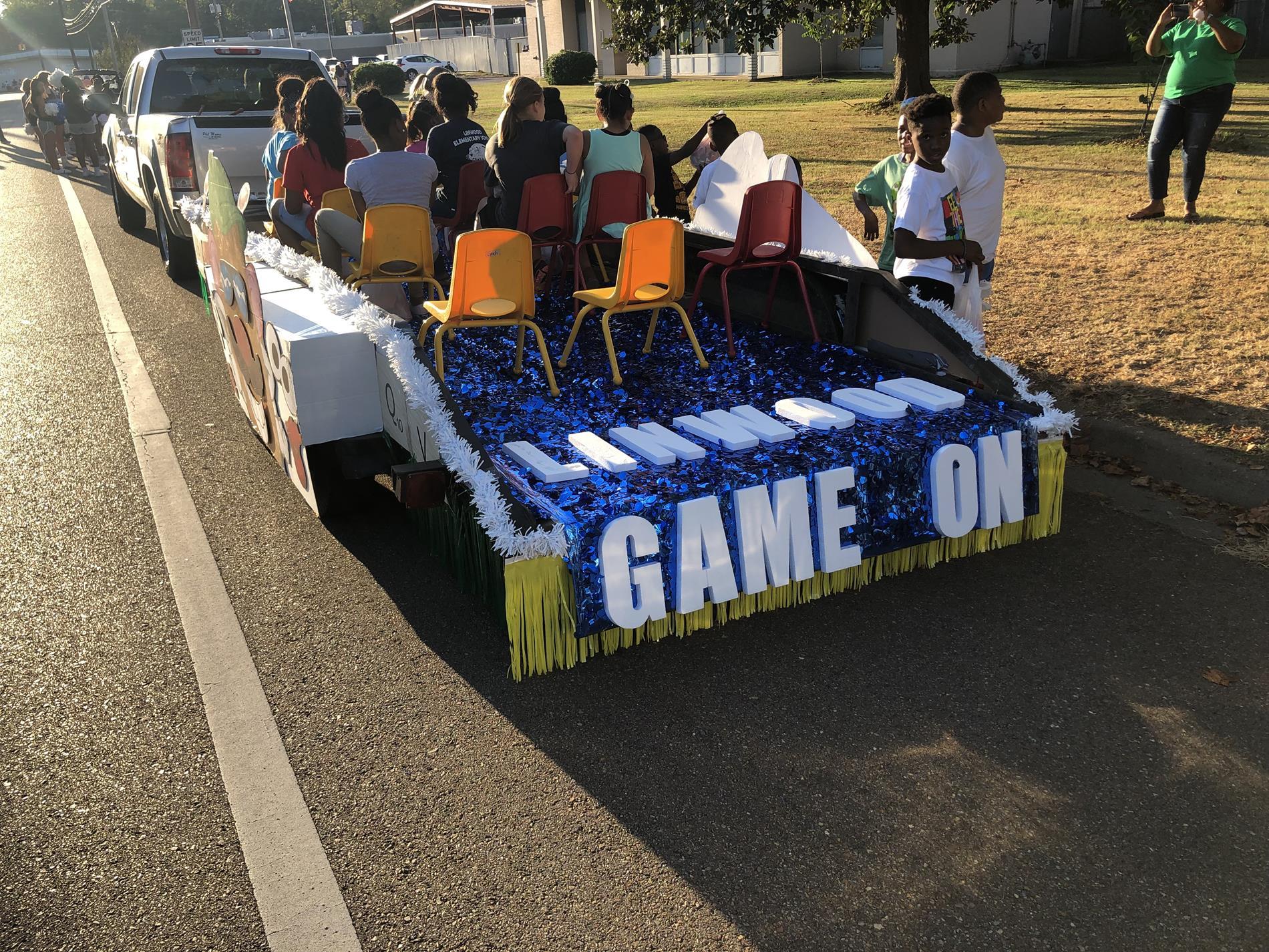 Game On Linwood Beta Club 2019