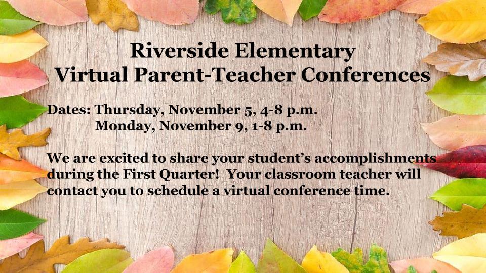 Riverside Conferences