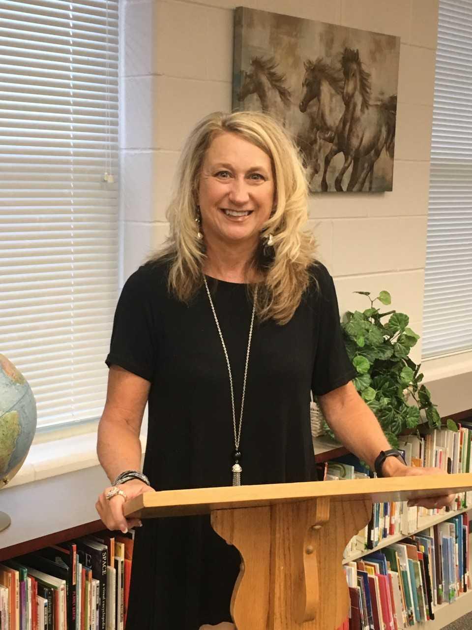 Mrs. Sharon Earl, Assistant Principal