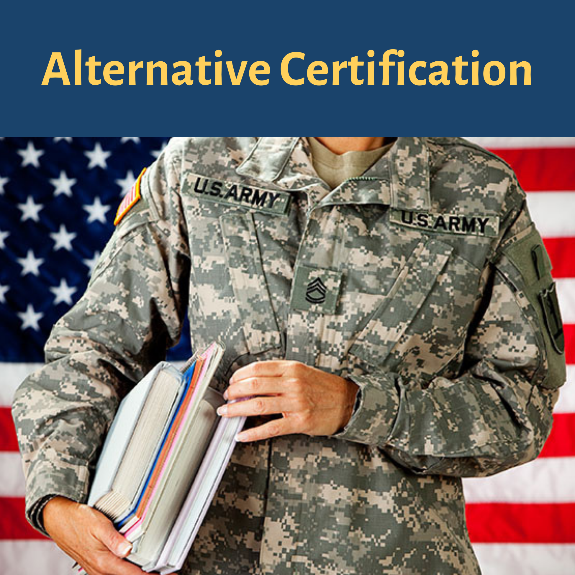 Alternative Certification Routes