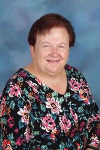 Cynthia McPherson Teacher of the Year