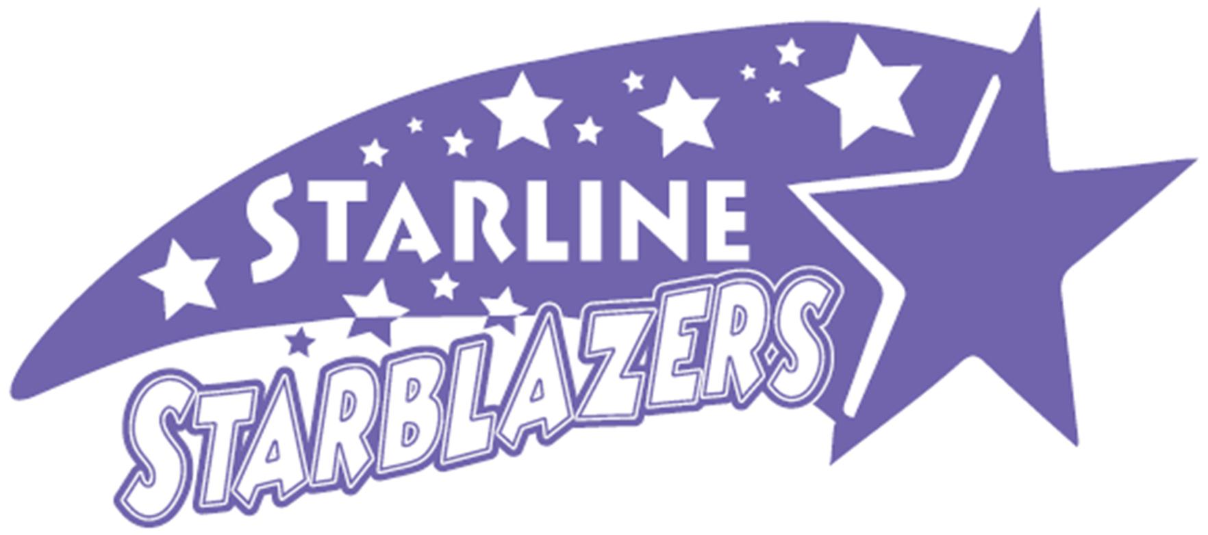Starline Elementary Starblazers logo