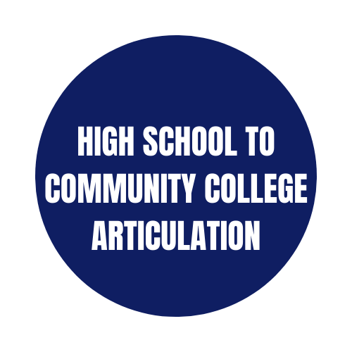 High school to community college articulation