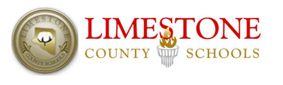 Limestone County Schools Logo (Limestone County Alabama)