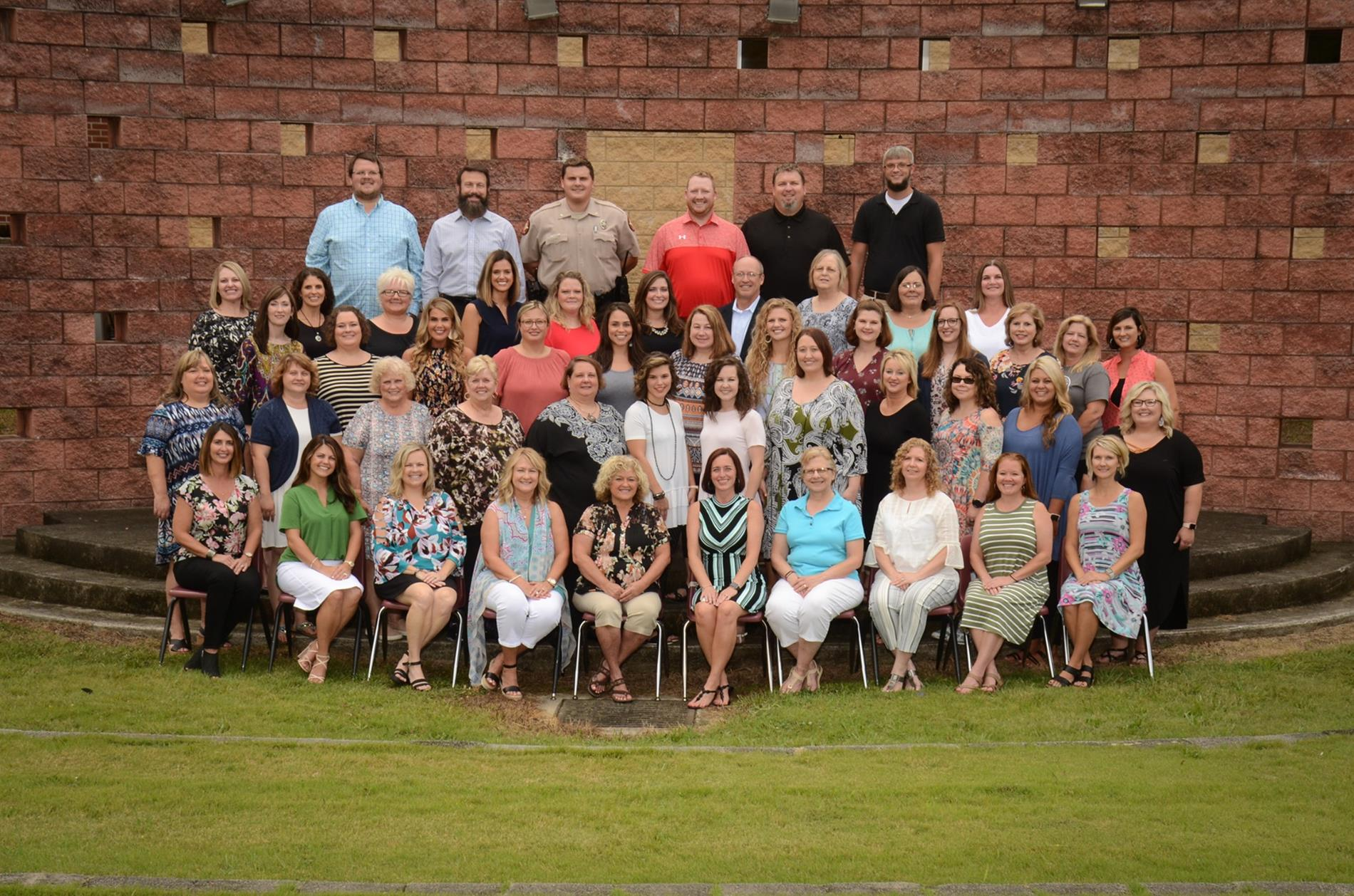 NWE Faculty 2019-2020