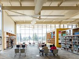 Vernonia Schools Library