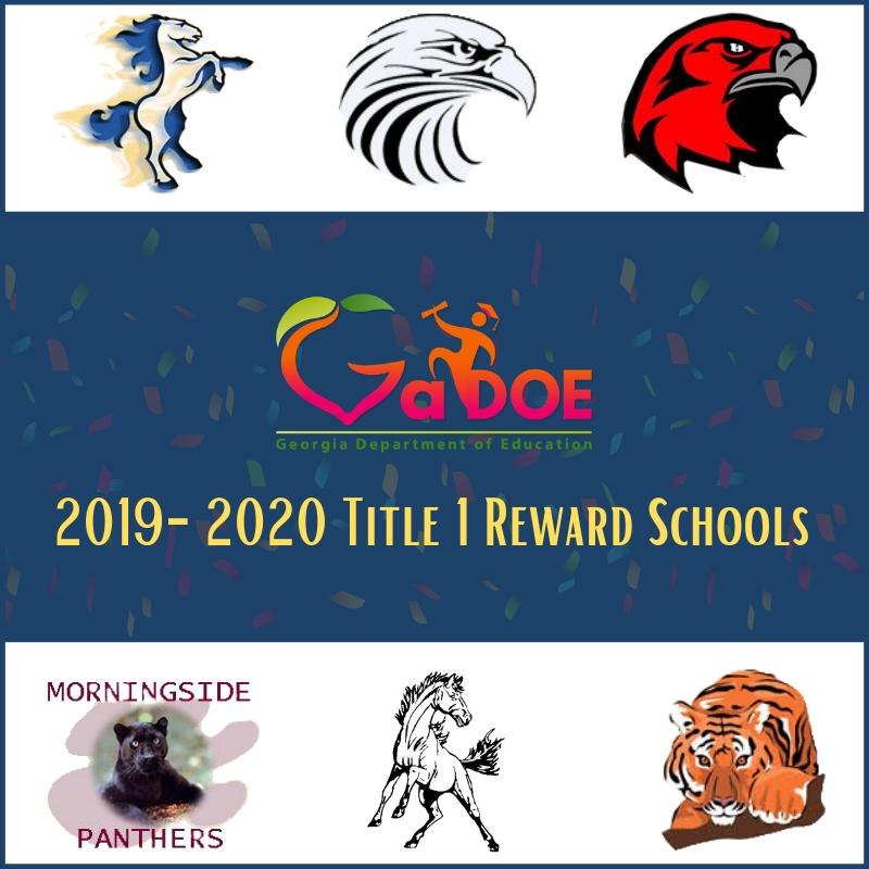 Title I Reward Schools