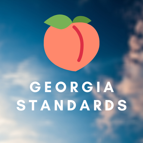 Click to open the Georgia Standards of Excellence Webpage