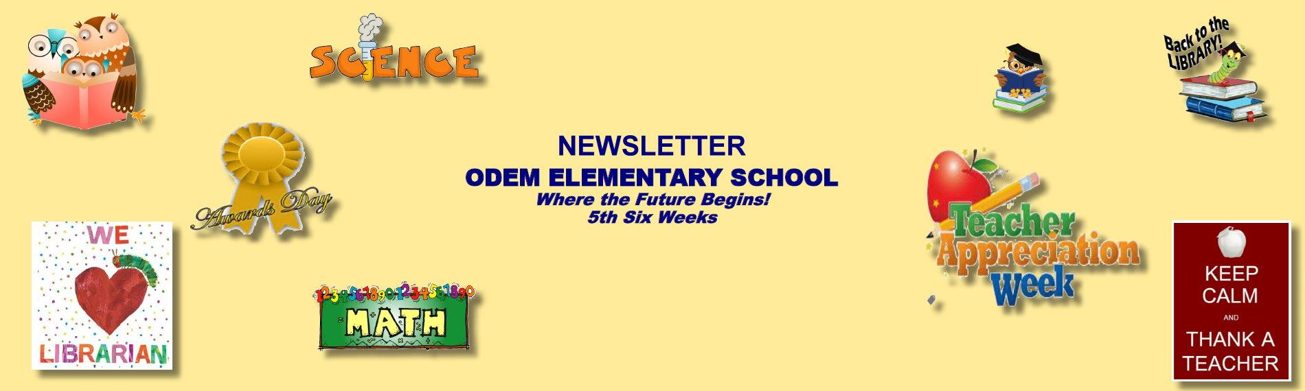 OES Newsletter - 5th SW 2021