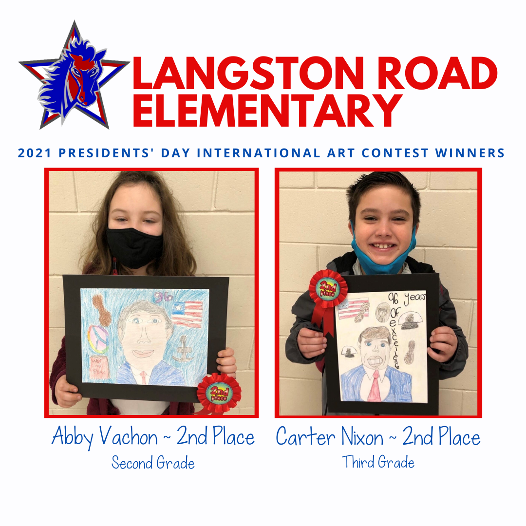 LRES Students Win International Art Contest