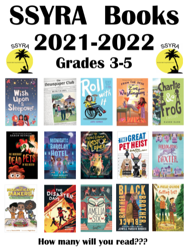 SSYRA Gr. 3-5 2021-2022 Poster