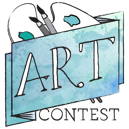 art contest logo