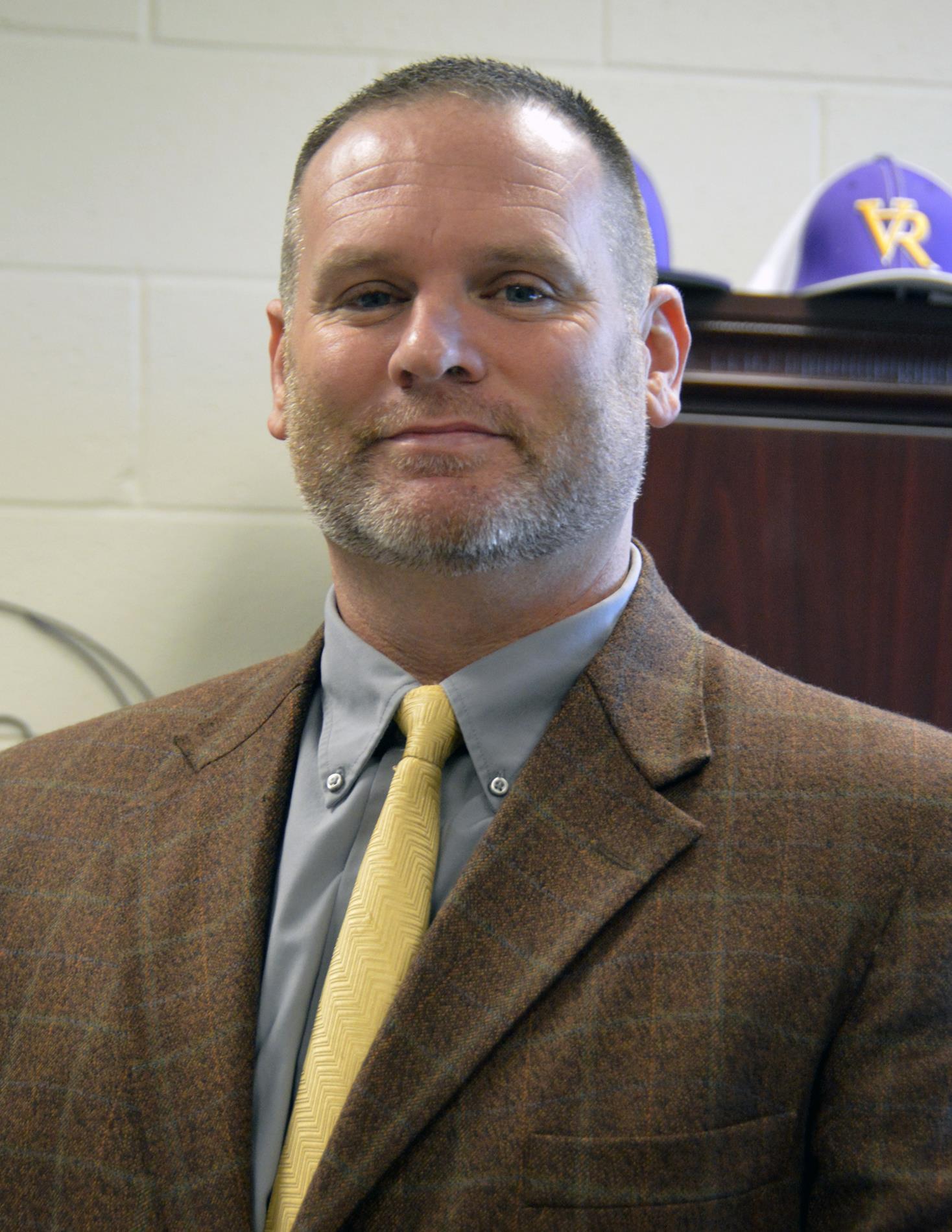 Glen Harding, Principal