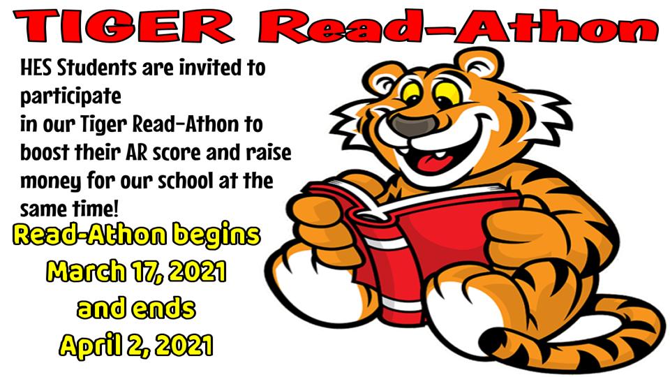 HES Read-Athon
