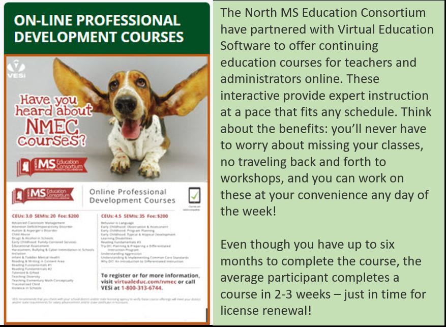 online  pd courses