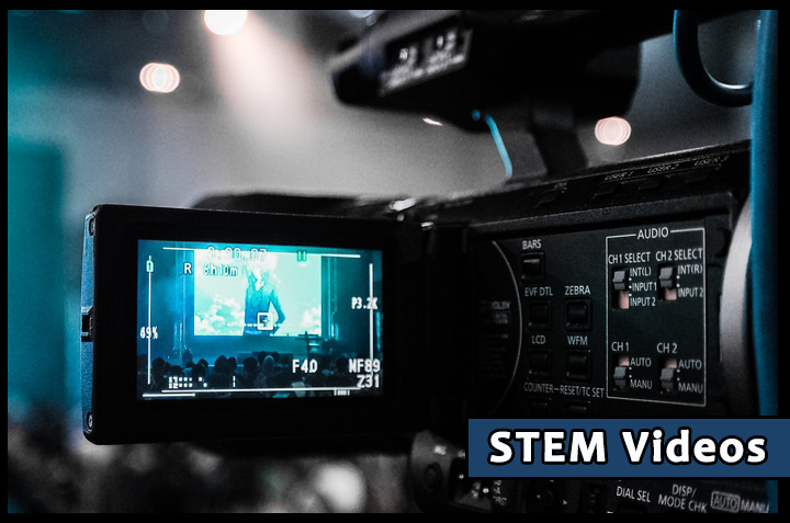 Stem Video Icon