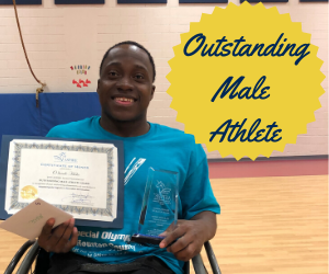 ASPIRE Outstanding Male Athlete