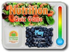 Nutrition Quiz Game