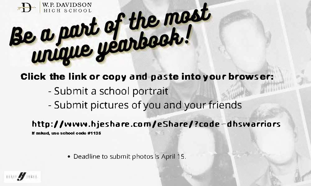 yearbook picture upload