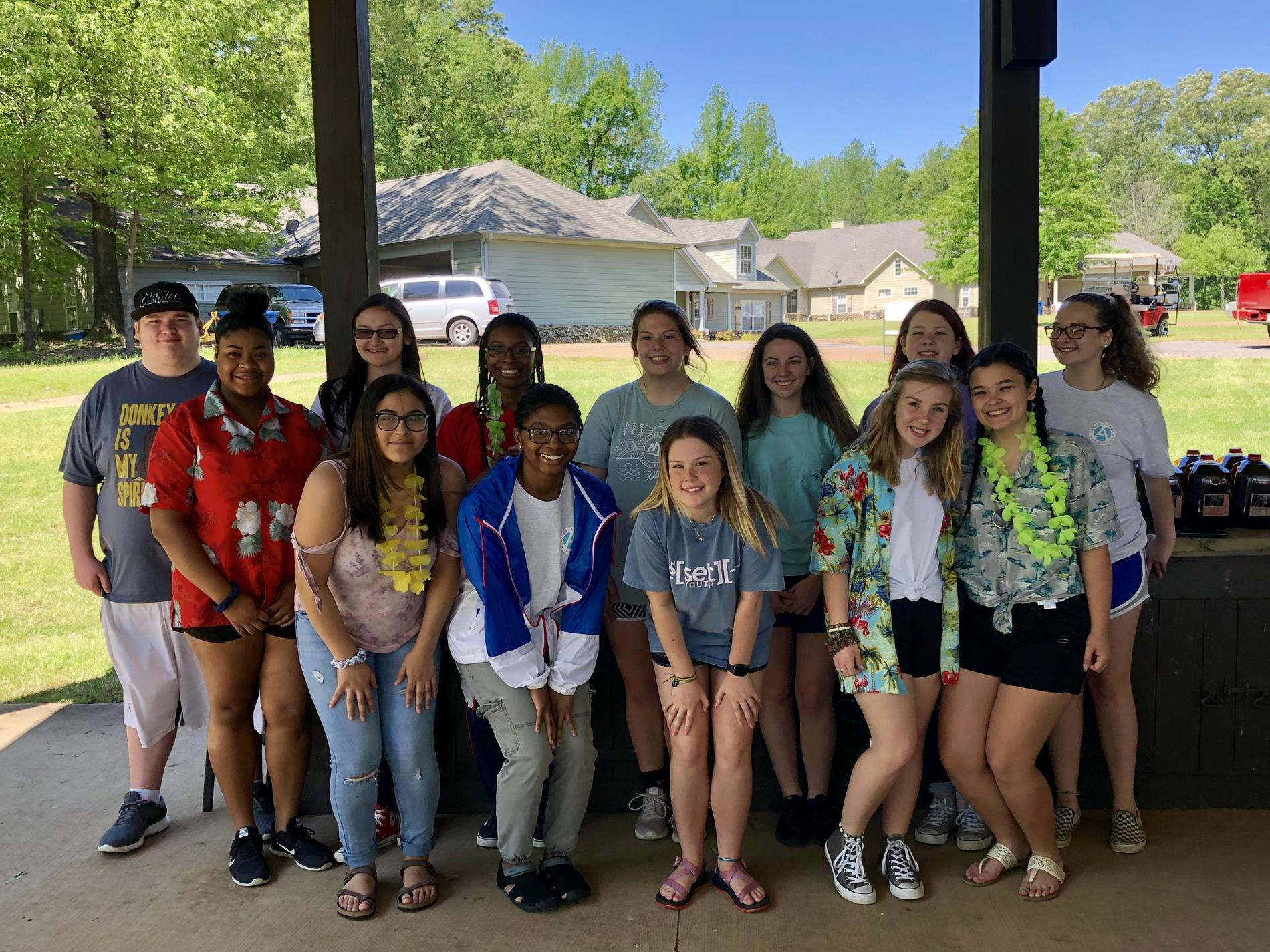 Chick-fil-A Leadership Academy & Student Council Picnic 2019