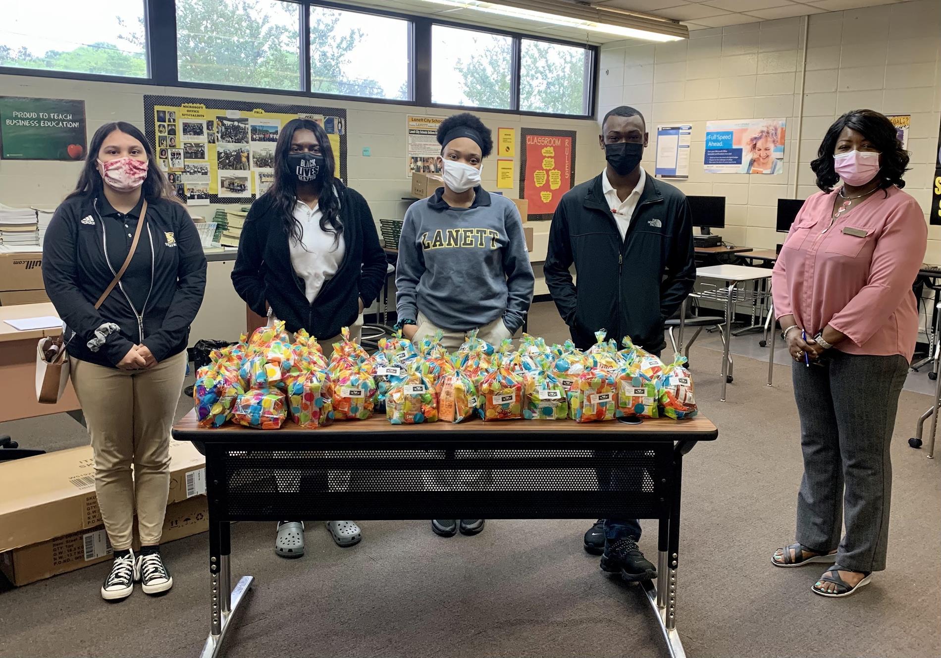 FBLA Celebrates Teacher Appreciation Week