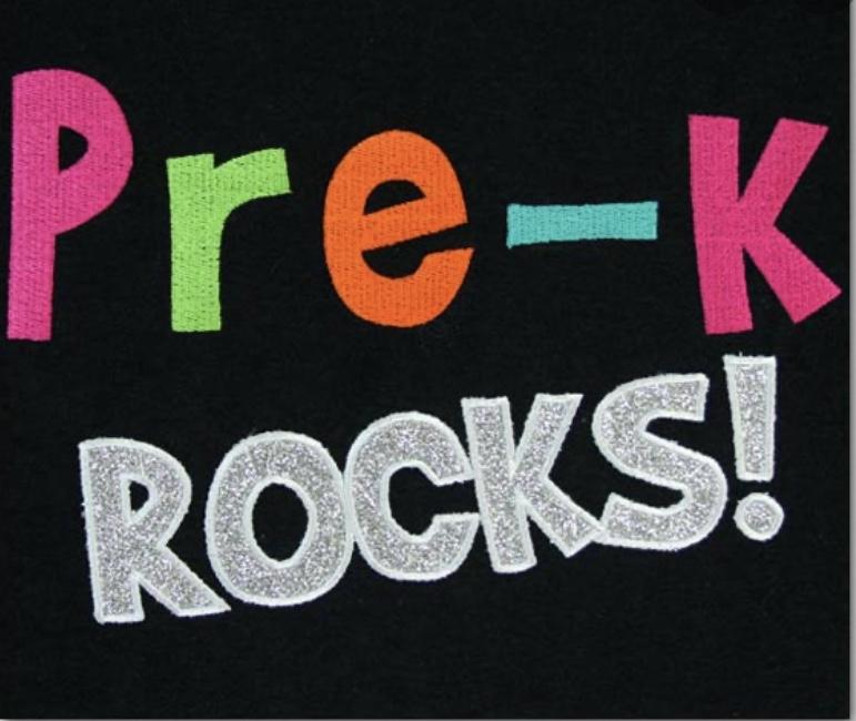 Pre-K Rocks!