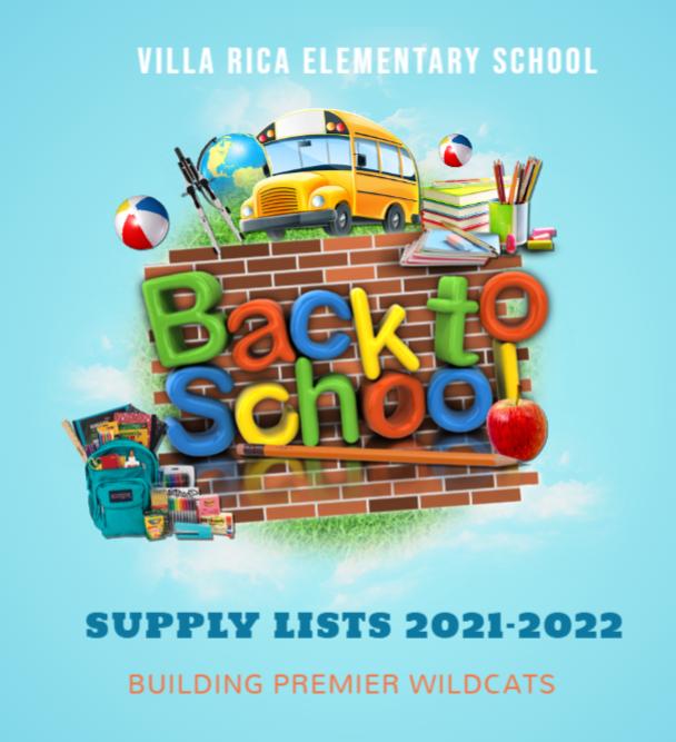 School Supplies Link FY22