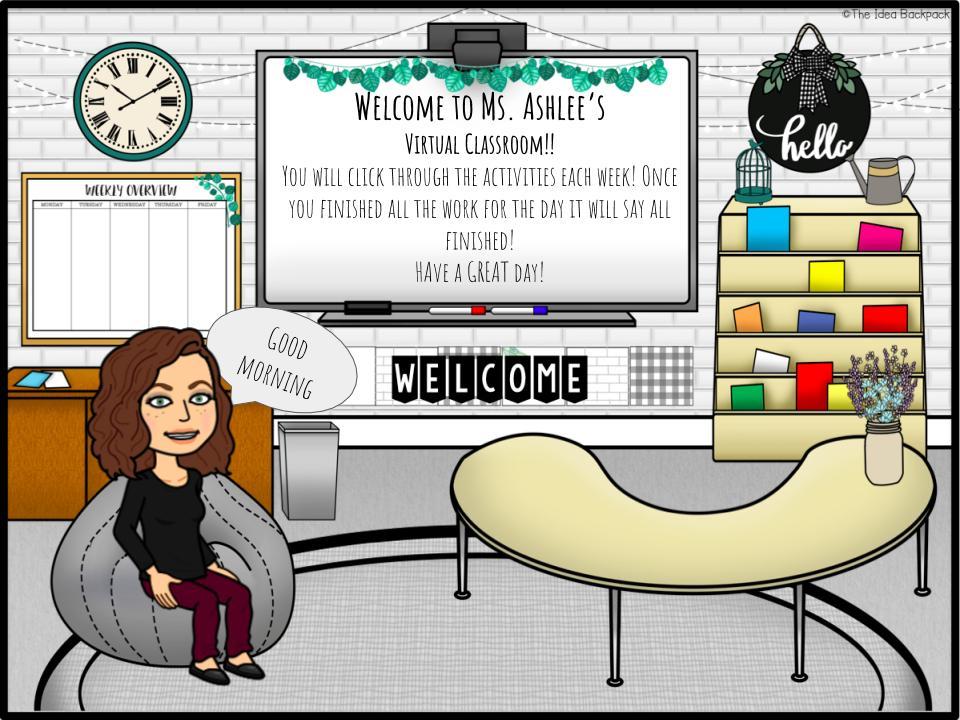 viruaal classroom
