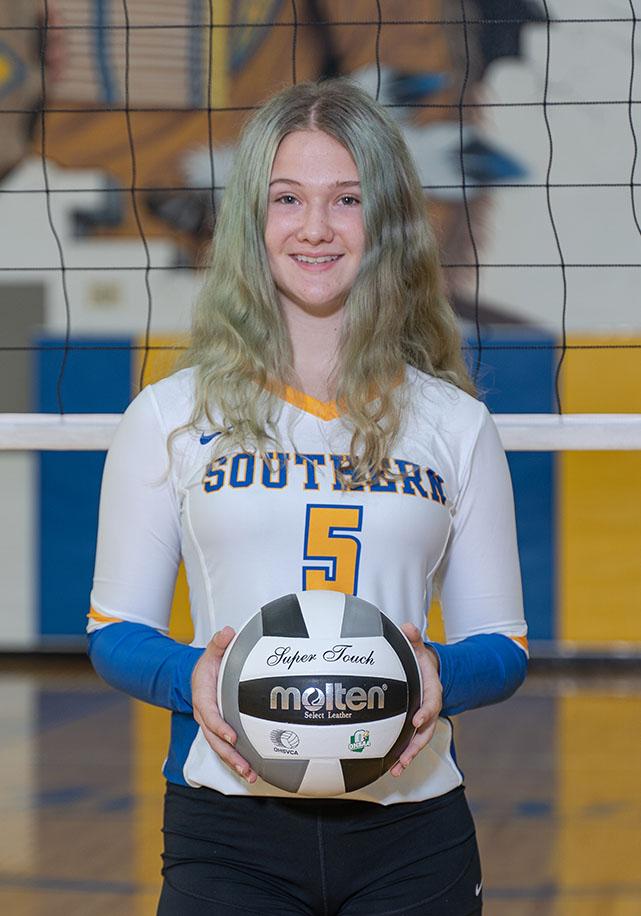 Sophomore Brooke Brown