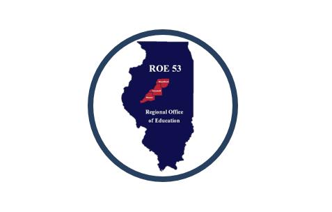 Round ROE Logo - Cropped
