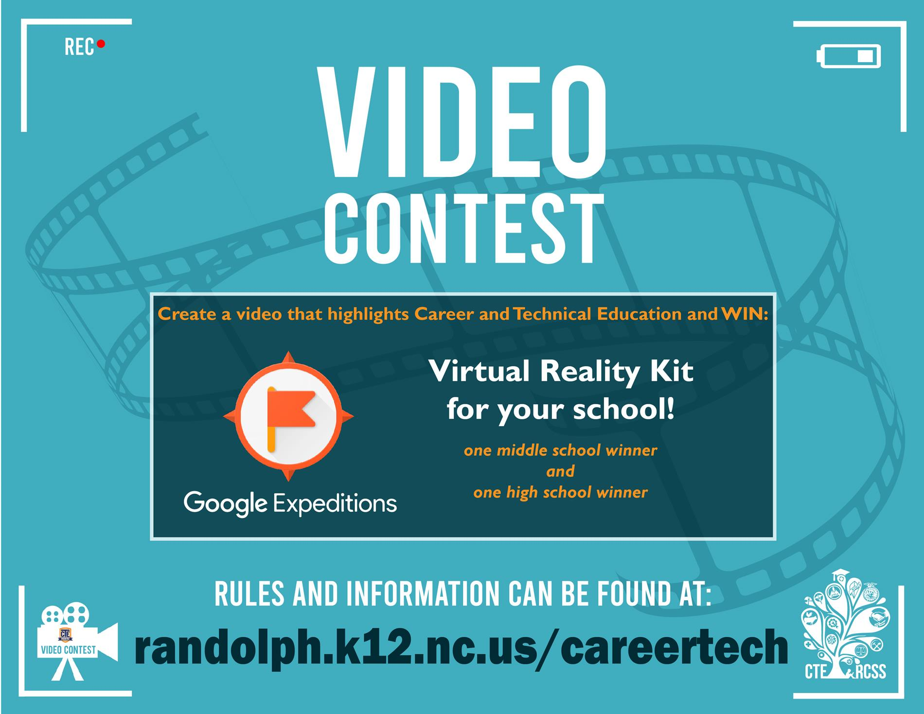 CTE Month 2020 Video Contest