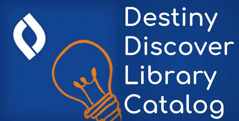 Destiny Discover Catalog Logo