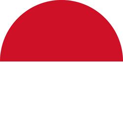 Flag - Indo