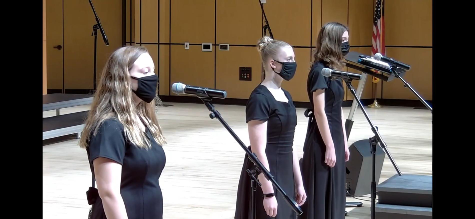 Small ensemble performance