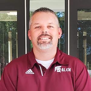 Image of Athletic Director Drew Barrett