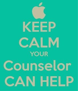 Keep Calm Your Counselor Can Help