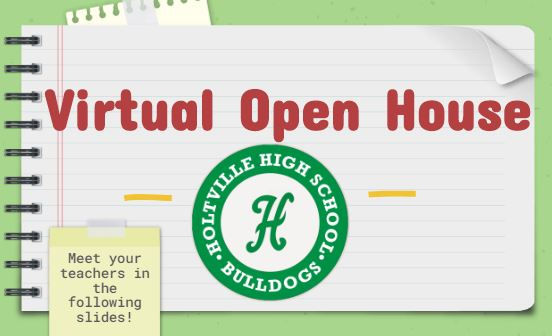 HHS Virtual Open House- Meet the Teachers