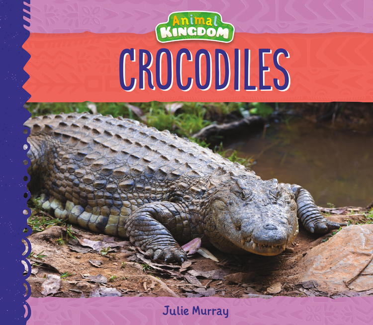 Crocodiles book Cover
